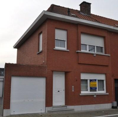 Woning met garage en tuin te huur te Denderleeuw