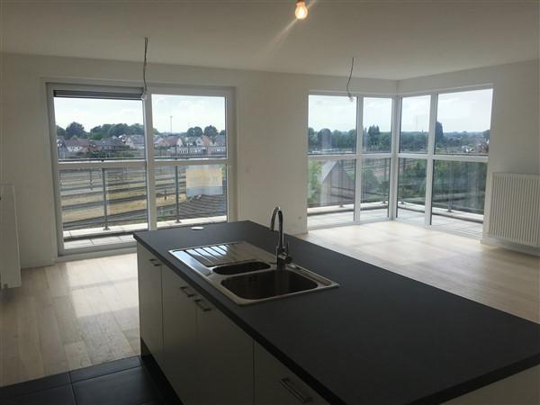 Penthouse te huur te Denderleeuw