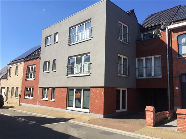 Gelijkvloers appartement te koop te Denderleeuw